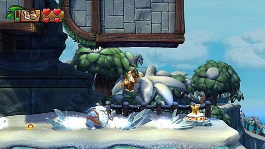 Donkey Kong Country: Tropical Freeze Swings Onto the Nintendo Switch