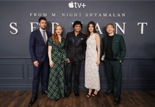M. Night Shyamalan talks 'Servant' and his relationship with Apple
