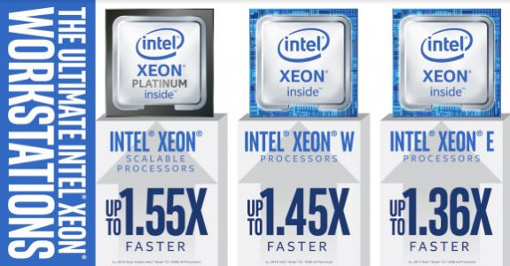 Intel introduces Xeon E processor for entry-level workstations
