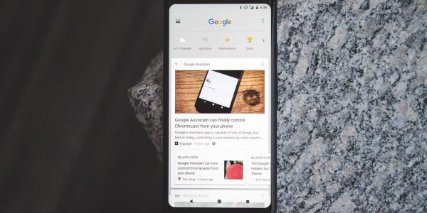 Google app testing more 'Material Design 2,' redesigned bottom bar, & 'Collections'