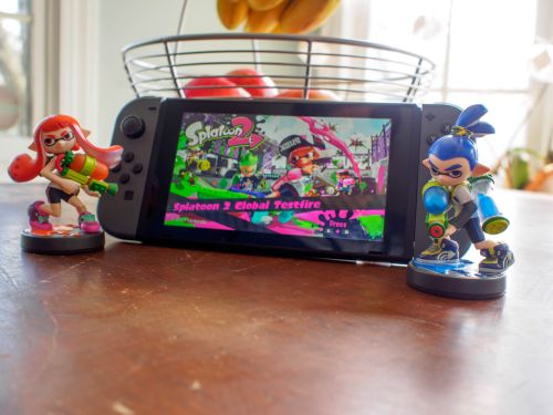 How to set up amiibo on Nintendo Switch