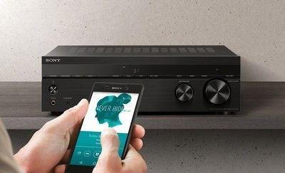 Create your home theater with Sony's $248 7.2-channel Bluetooth receiver