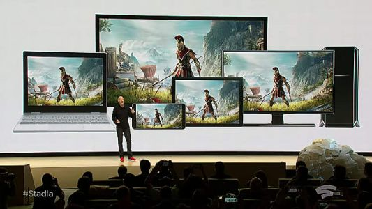 Google Announces Cross-Platform Gaming Service Stadia at GDC 2019