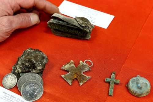 Iron Crosses, KKK hoods, and Other Troubling Trinkets