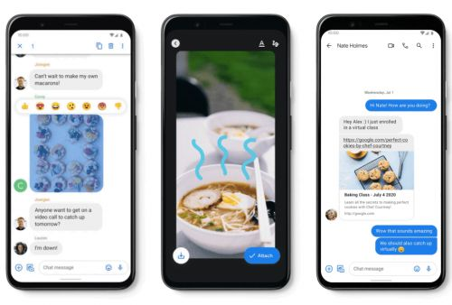 Google Messages App Gets Five New Features, With A Caveat