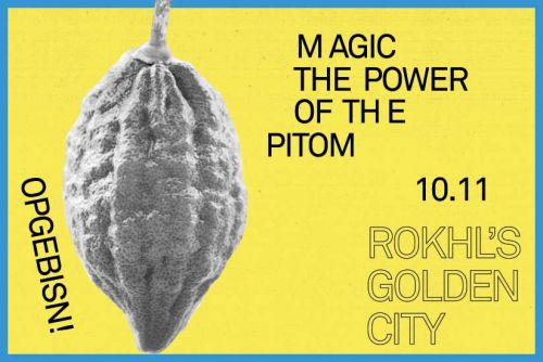 The Magic of an 'Etrog'
