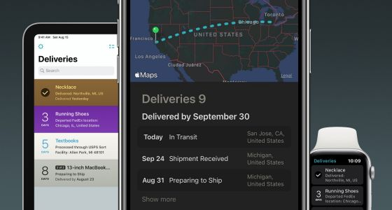 Package Tracking App 'Deliveries' Switching to Paid Subscription Model Across iPhone, iPad, and Mac