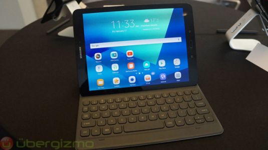 Galaxy Tab S3 Oreo Update Rolling Out