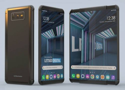 LG Electronics Still Looking For A Buyer For Its Phone Business, Rollable On Hold
