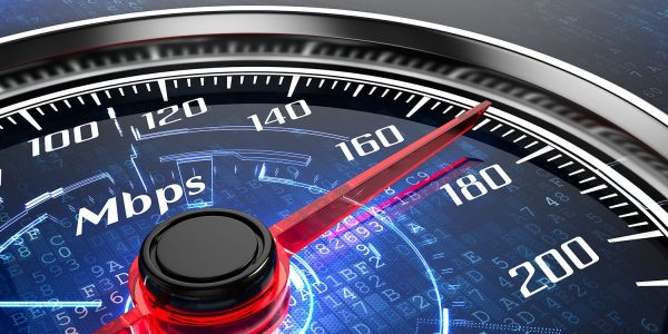 Irvine, California, has the fastest broadband in the US; Buffalo, New York, the slowest