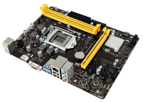 BIOSTAR H310MHC Entry-level Motherboard Unveiled