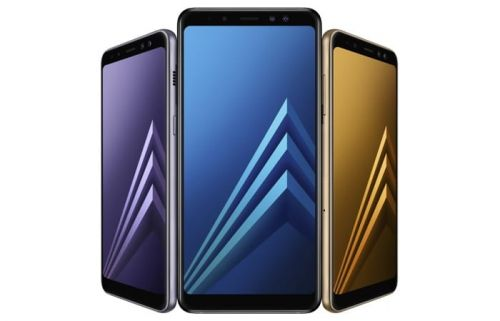 2018 Samsung Galaxy A8 gets Android Pie in Europe