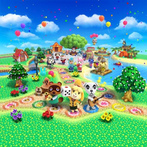 Animal Crossing is coming to Switch in 2019