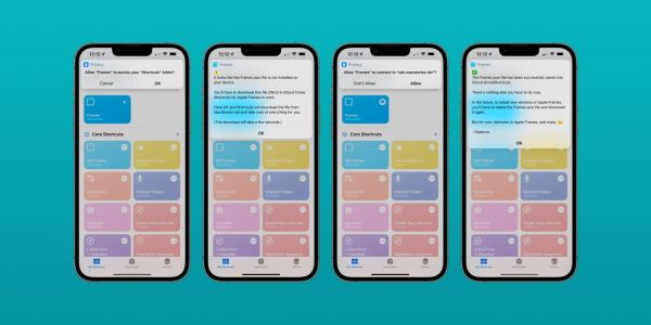 Take your screenshots up a notch using 'Apple Frames,' now with support for iPhone 13 and more