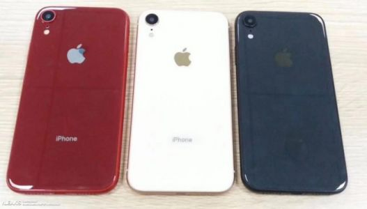 Leaked Images Show Five Color Options For 6.1-inch LCD iPhone