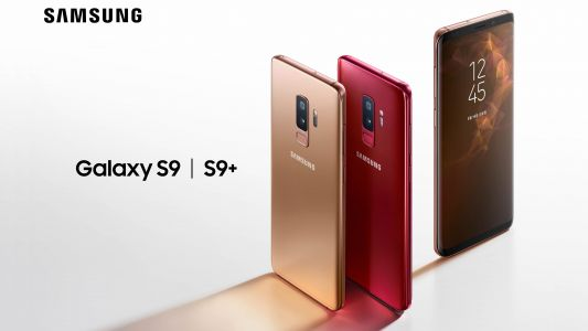 Samsung to bring Burgundy Red, Sunrise Gold colors to Galaxy S9, S9+