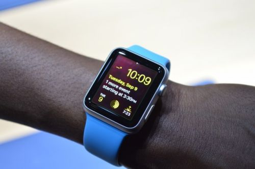 The Apple Watch may support third-party watch faces in the future