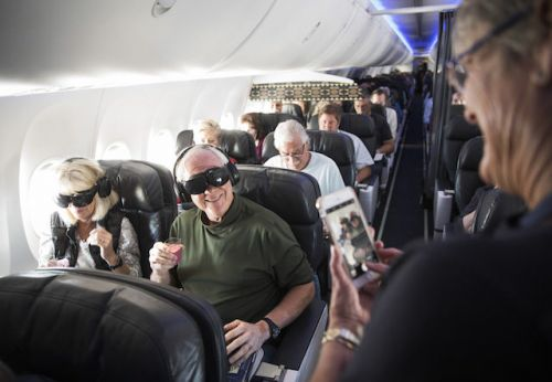 Alaska Airlines Passengers Will Experience VR Movies On Select Flights