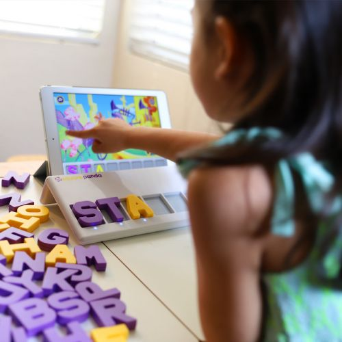 Apple to Begin Selling Square Panda's Phonics Learning System for iPad