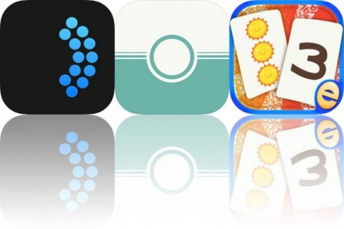 Today's Apps Gone Free: Breathing Zone, Feelca T and Number Games Match