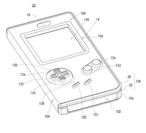 Nintendo Possibly Working On Game Boy Smartphone Case