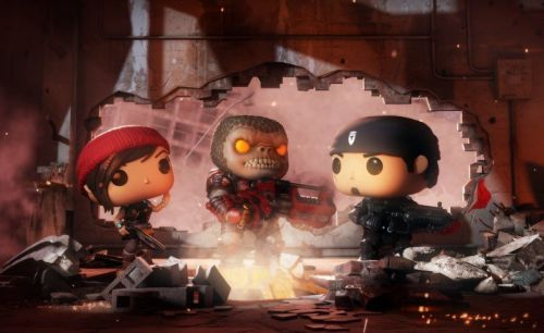 Gears Pop! releases this week on iOS and Android