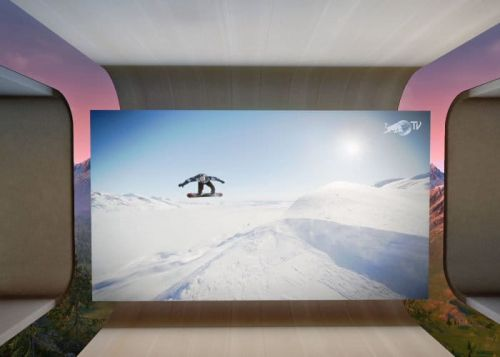 Oculus TV Offering VR Content Launches