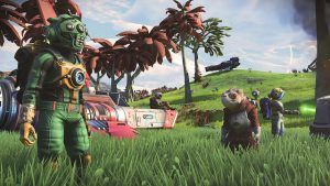 No Man's Sky Next is a Massive Free Update - Geek News Central