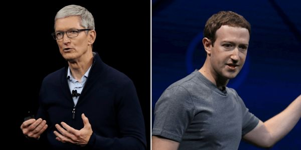 NYTimes details how Apple's privacy focus drove a wedge between Tim Cook and Mark Zuckerberg