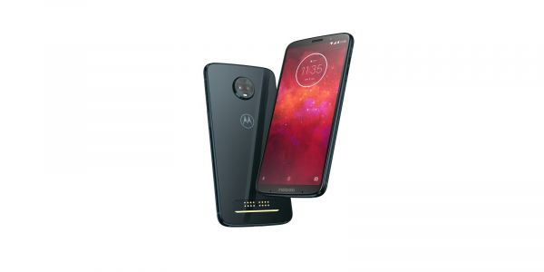 Moto Z3 Play goes official w/ Snapdragon 636, Google Lens in camera app, $499 price tag
