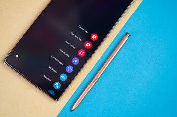 Galaxy Z Fold 3 may feature a different kind of S Pen