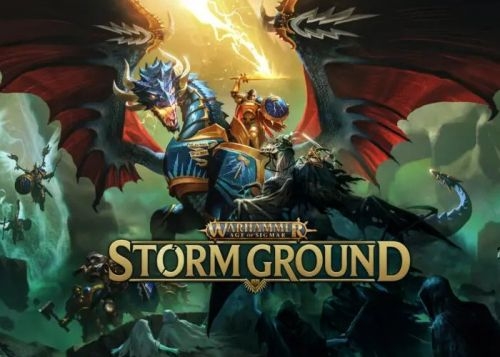 Warhammer Age of Sigmar: Storm Ground trailer released