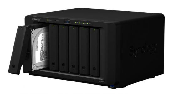 Synology Introduces DiskStation DS1618+ with Intel Denverton