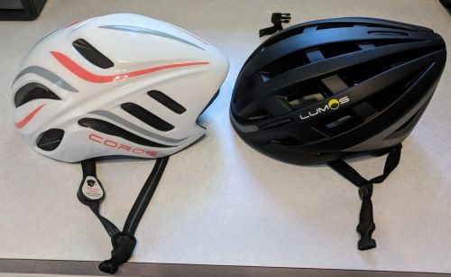Review: Lumos and Coros bring Bluetooth helmets to bikers with lights and music