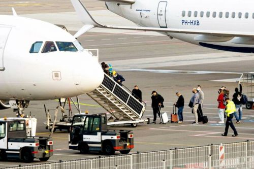 The art and science of boarding an airplane in a pandemic