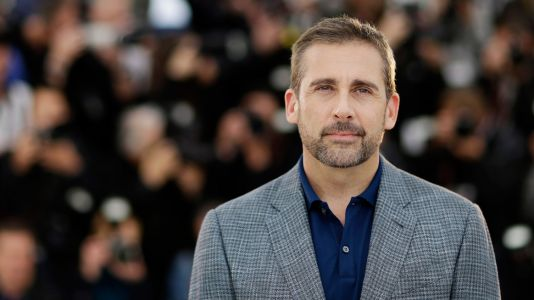 Steve Carrell making first return to TV after The Office in Jennifer Aniston and Reese Witherspoon drama for Apple