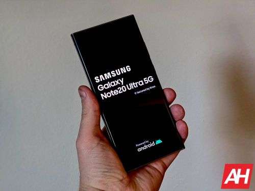 January Update Fixes A Major Fingerprint Issue With The Galaxy Note 20