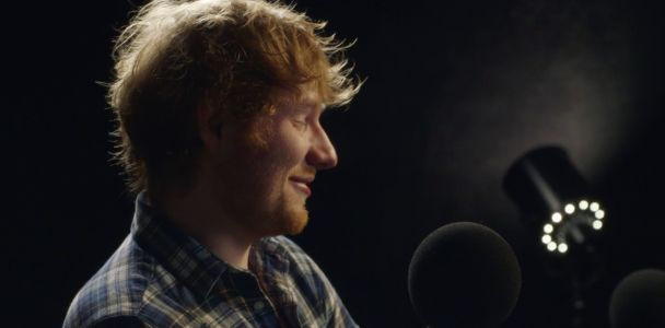 Ed Sheeran documentary 'Songwriter' to debut exclusively on Apple Music next month