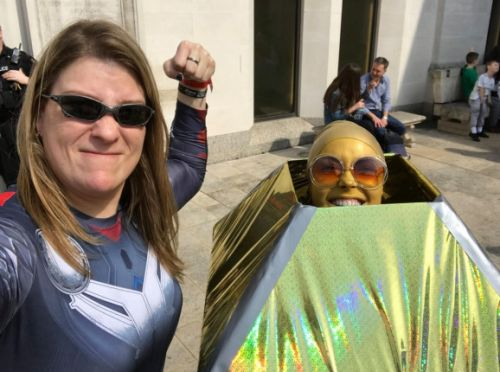 Kate Edwards: Still outspoken, from ArenaNet to video game unionization