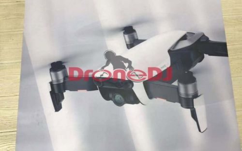 New DJI Drone Pictures And Information Leaked