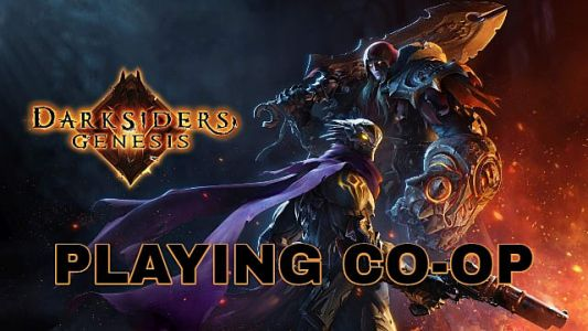 Darksiders: Genesis Co-Op - How To Play With Friends