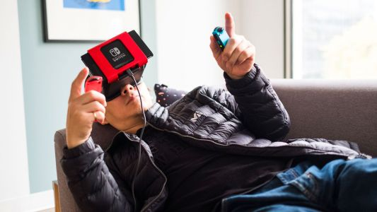 Why the Nintendo Switch VR support rumor is a genius idea