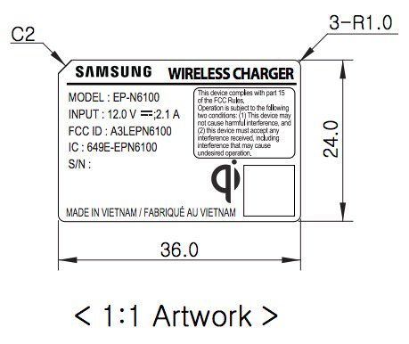 Samsung's Upcoming Fast Wireless Charger Hits The FCC