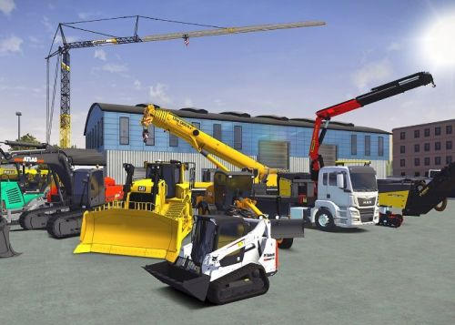 Construction Simulator 3 console edition launches