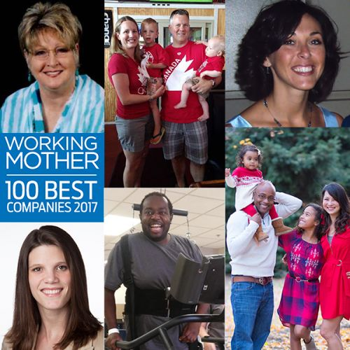 Working Mother Magazine Names Lenovo Top 100 Best Company For Working Moms