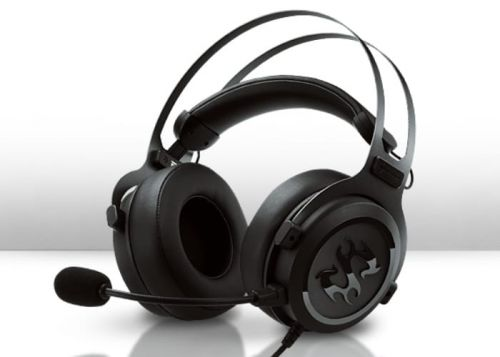 Sharkoon SKILLER SGH3 Gaming Headset with External Sound Card