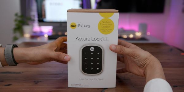 Review: Yale's Assure Lock SL is an awesome HomeKit-enabled smart lock with room to grow