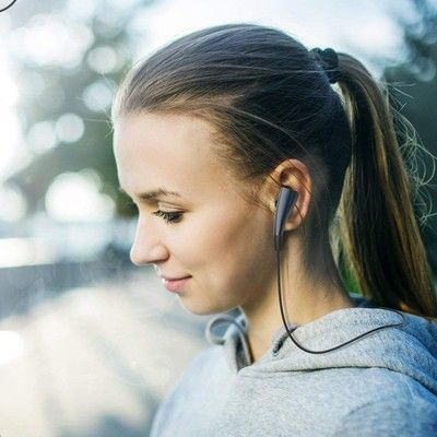Take iClever's $10 Bluetooth headphones on your next trip to the gym