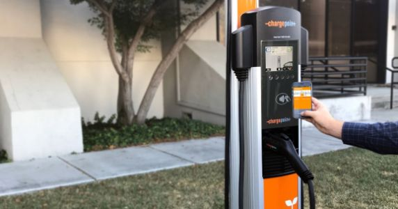 ChargePoint raises $127 million to bring EV charging to more fleets