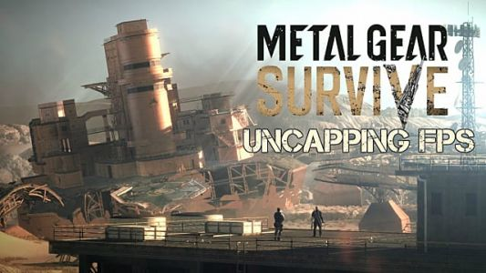 How to Uncap Your FPS in Metal Gear Survive
